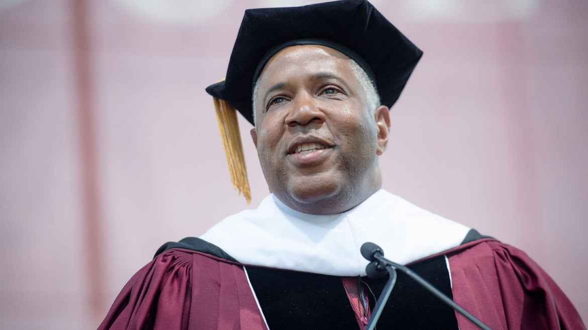 Billionaire Robert F. Smith To Also Pay Off Student Loans for Parents of Grads
