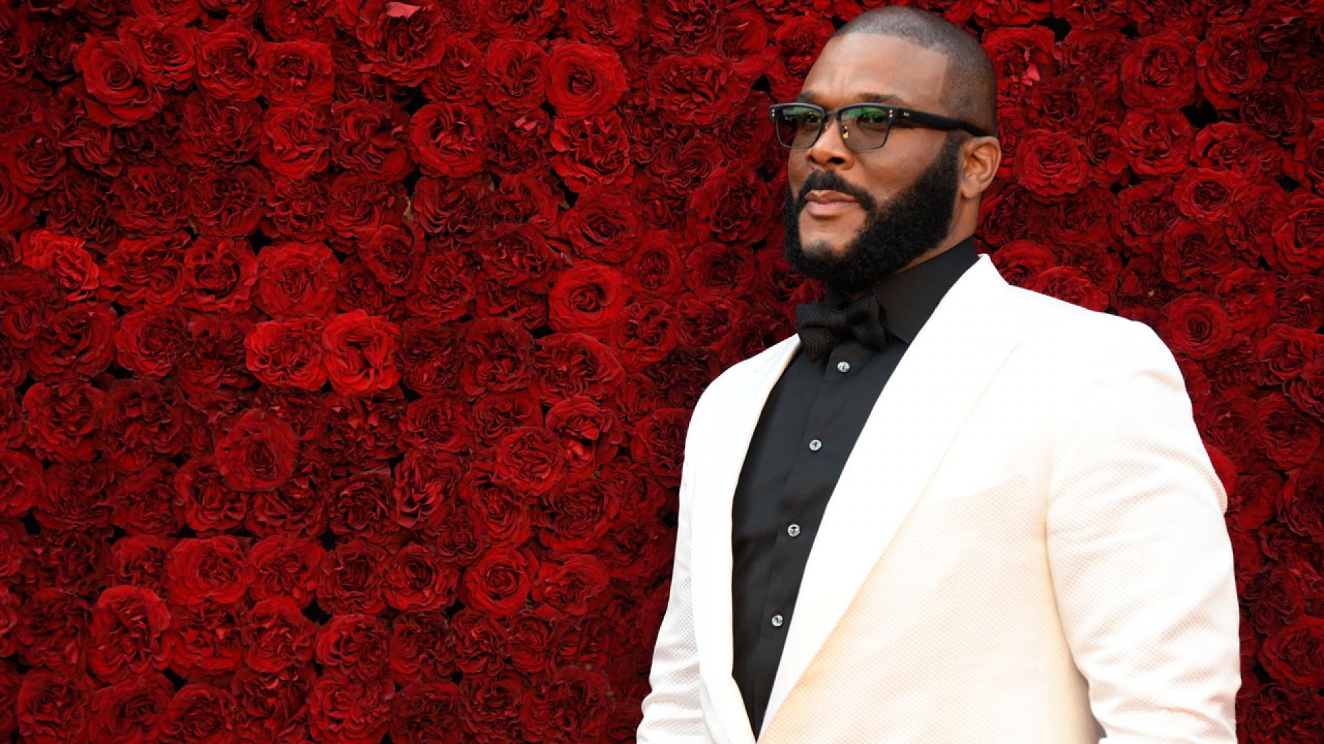 Tyler Perry Makes History As First Black Person to Own Major Film Studio