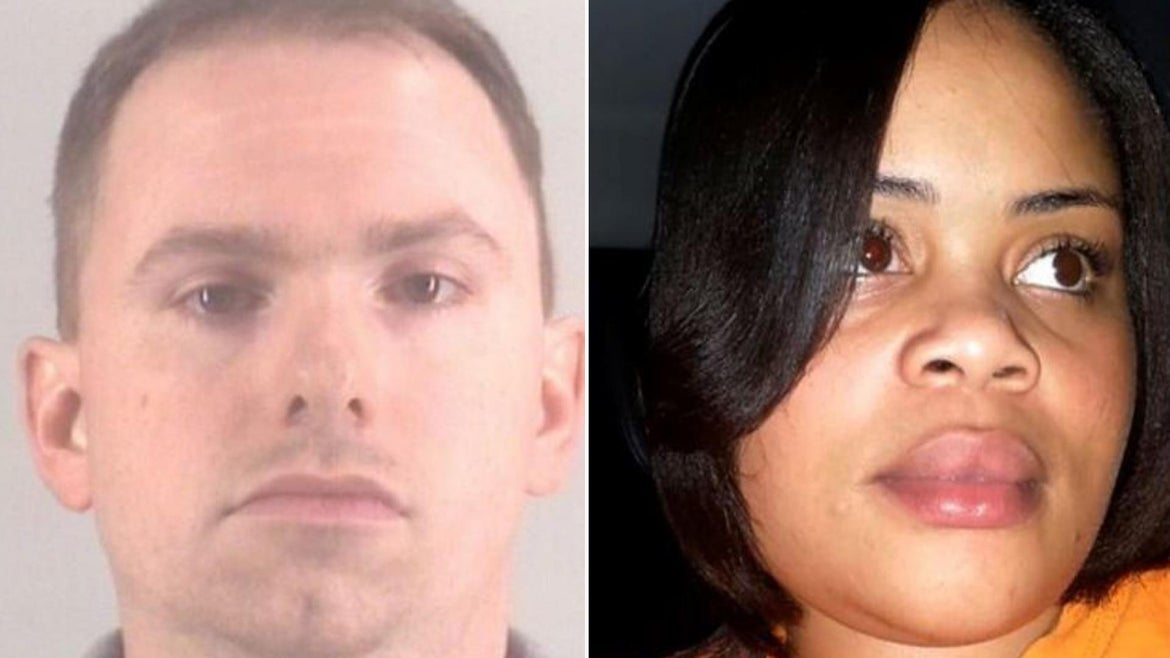 The Dallas Fort Worth former officer has been charged with murder.