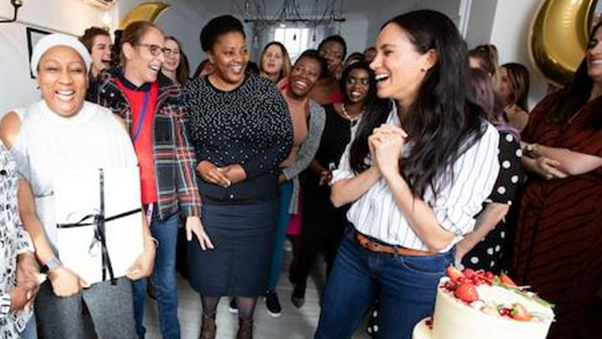 Meghan Markle says she doesn't need to be loved, she needs to be heard.