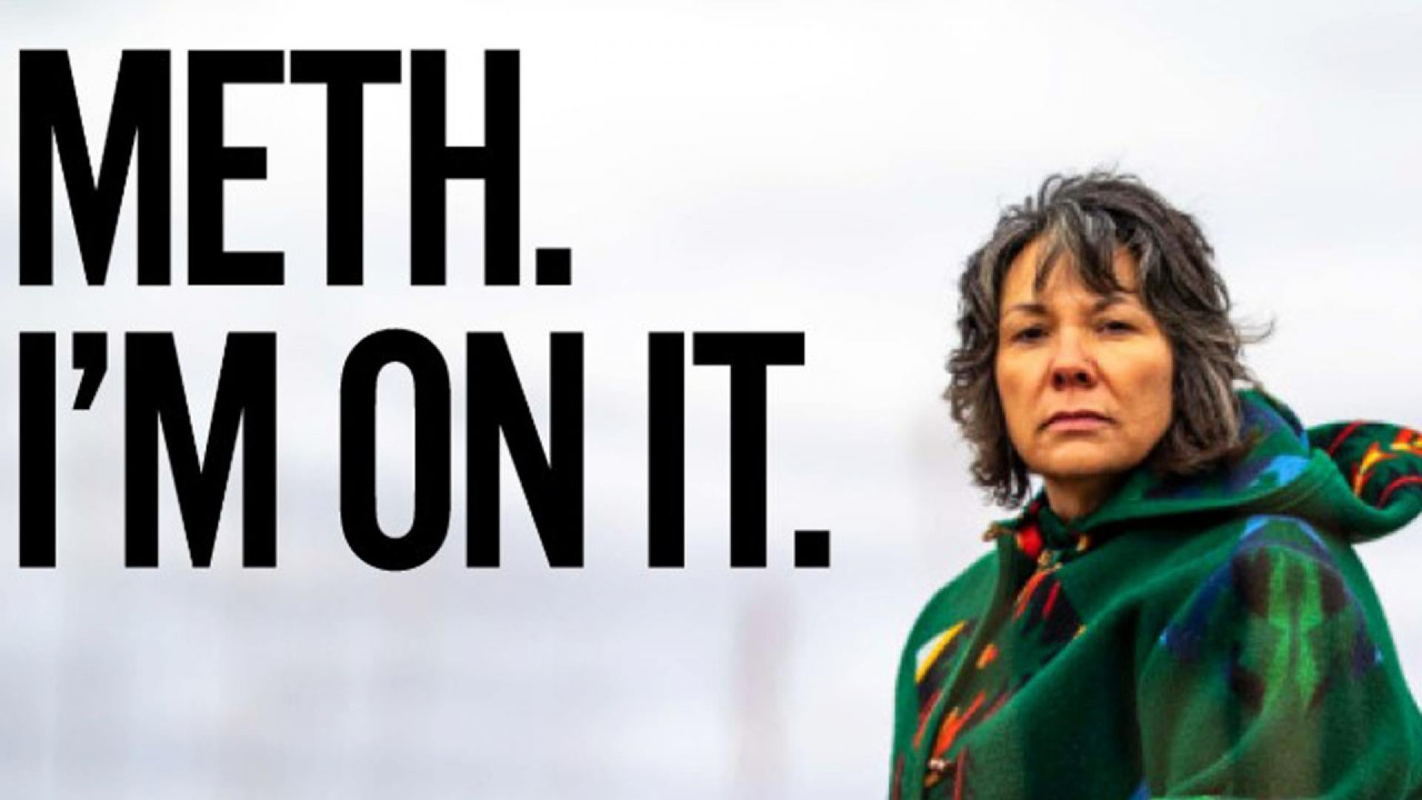 The South Dakota anti-drug campaign has people talking.
