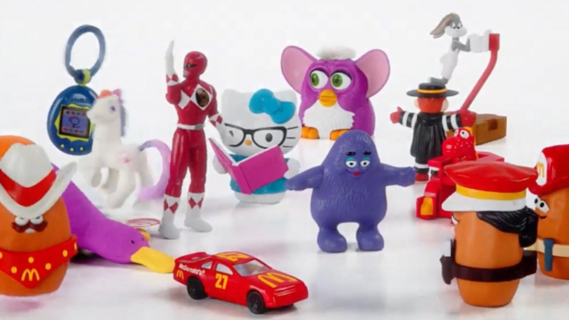 The Happy Meal's 40th birthday is upon us.