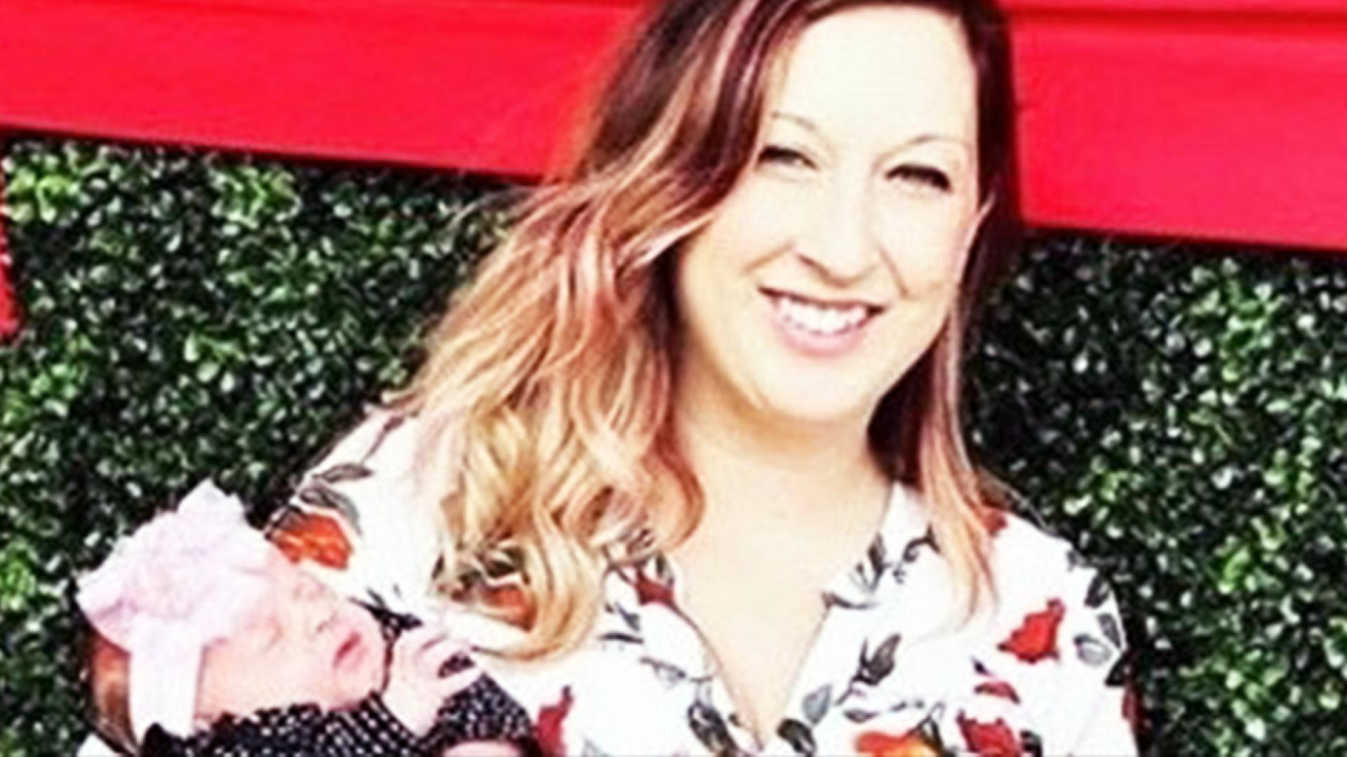 Texas mom Heidi Broussard, 33, and her 2-week-old daughter were last seen at the Cowan Elementary School in Austin Thursday morning.