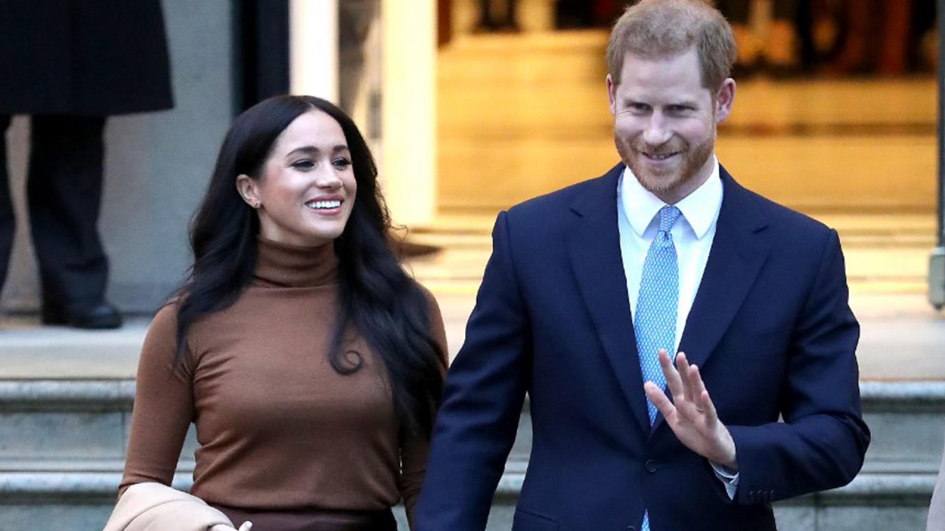 """Prince Harry and Meghan Markle are """"stepping back."""" What does that mean?"""