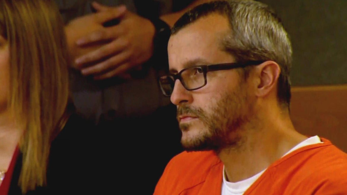 """A just-released trailer for Lifetime's """"Chris Watts: Confessions of a Killer"""" shows the actor portraying Watts kissing his wife, Shanann, playing with his children, Bella and Cece, and being questioned by police."""