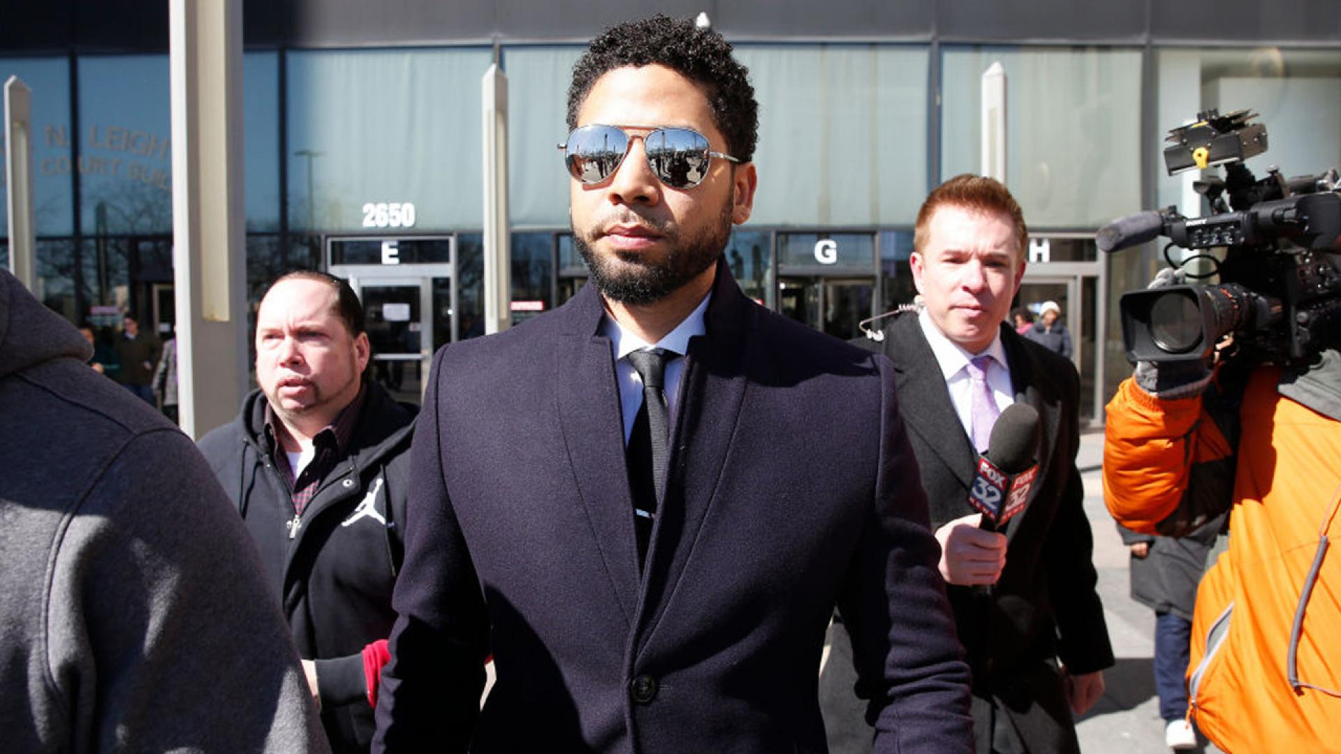 Jussie Smollett has been charged again.