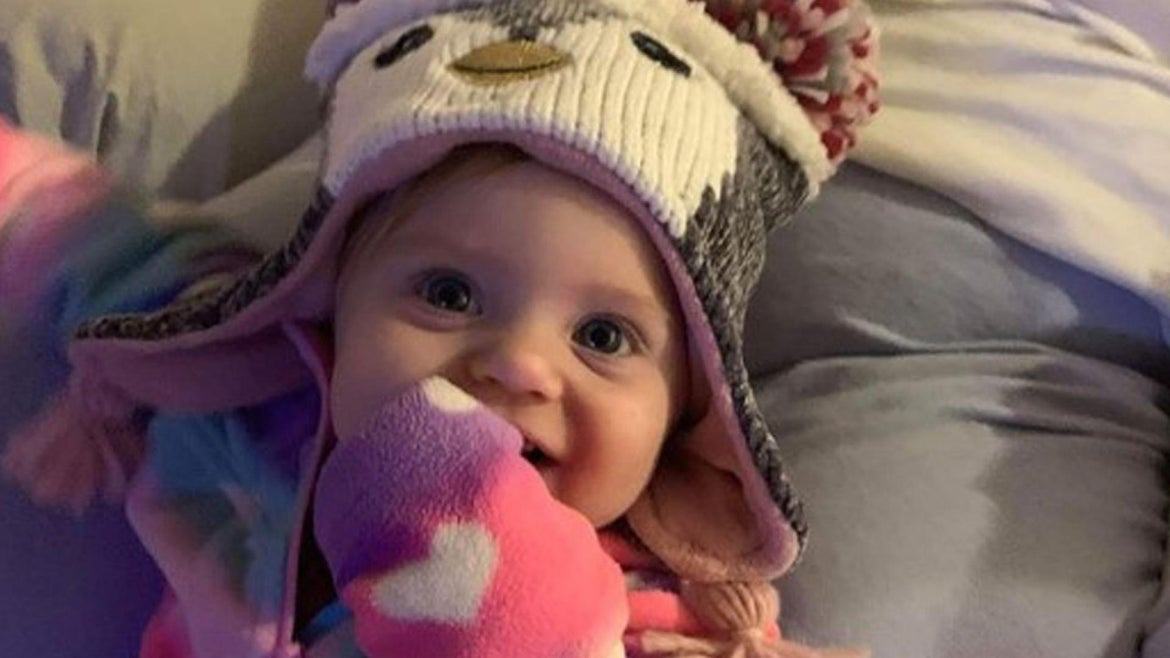 Missing 15-month-old Evelyn Boswell disappeared at least two months ago.