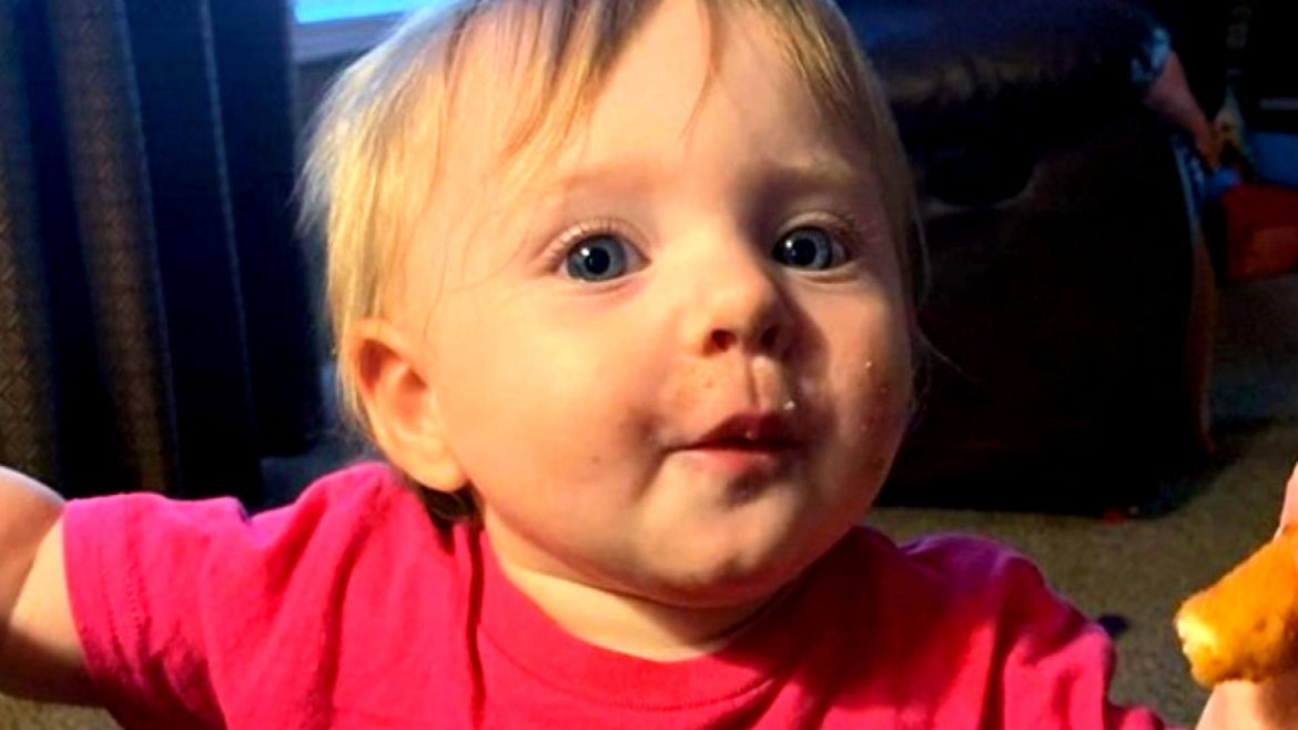Missing Tennessee toddler Evelyn Boswell