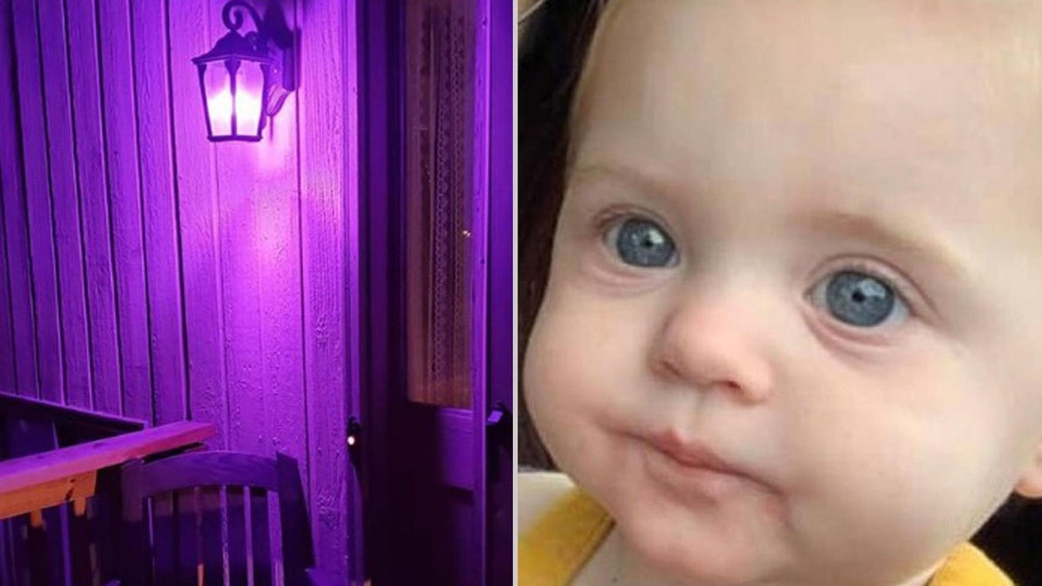 A town comes forward to honor missing baby Evelyn Boswell.