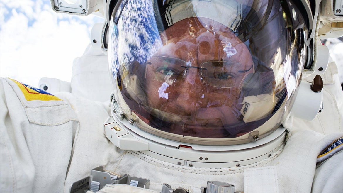 After spending nearly a year in space, astronaut Scott Kelly knows a thing or two about being alone so he's offering his advice to the millions of Americans encouraged to self-isolate during the COVID-19 pandemic.