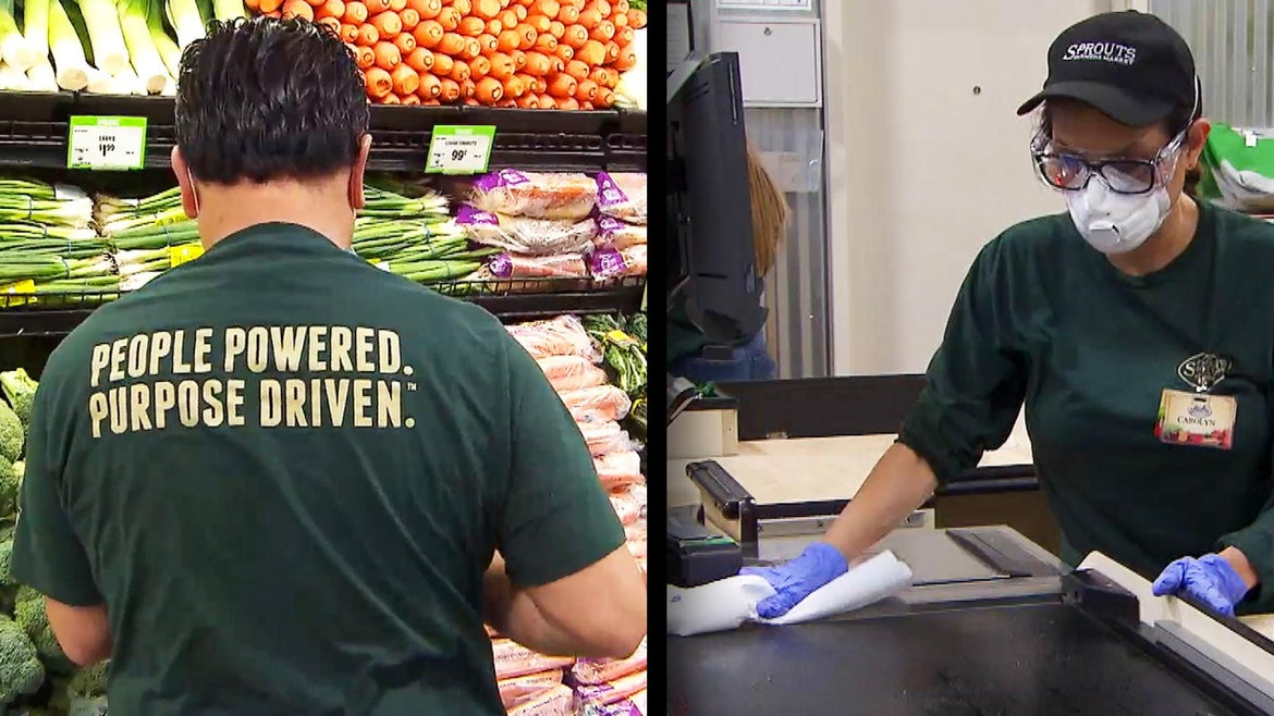 Meet Grocery Store Workers 'Powered by Purpose'
