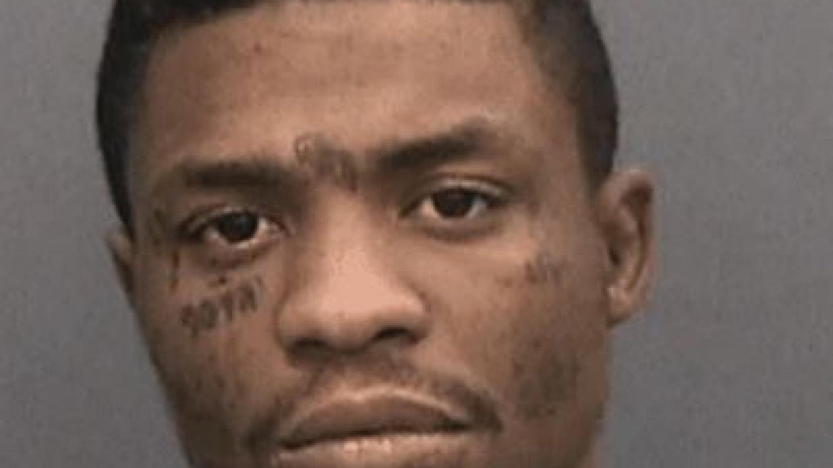 The Florida man had been released from jail due to coronavirus concerns.