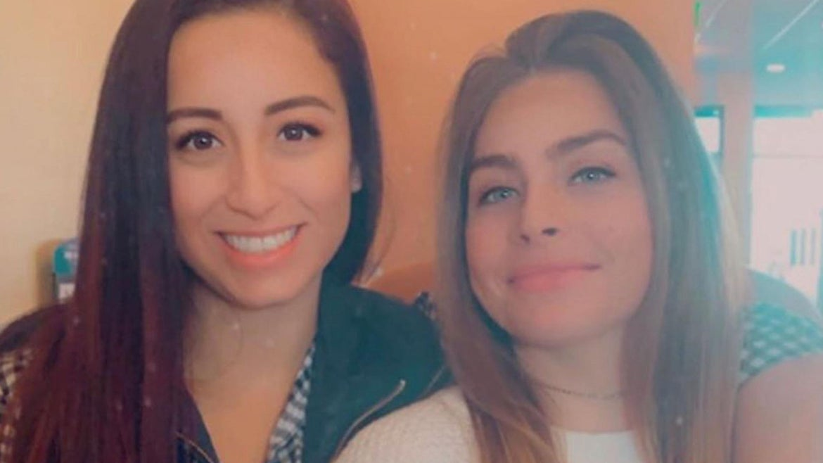 Stephanie Mayorga (left) and Paige Escalera (right), were last seen April 15.