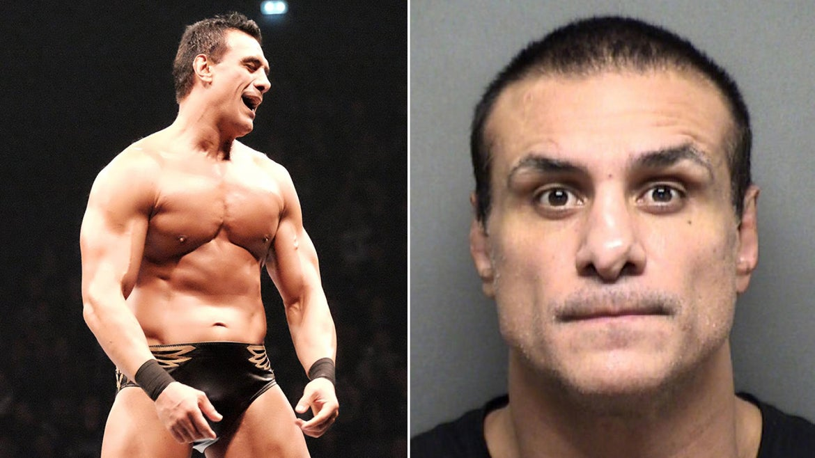 Former WWE superstar Alberto Del Rio, real name Jose A. Rodriguez Chucuan, was arrested over the weekend on a charge of sexual assault.
