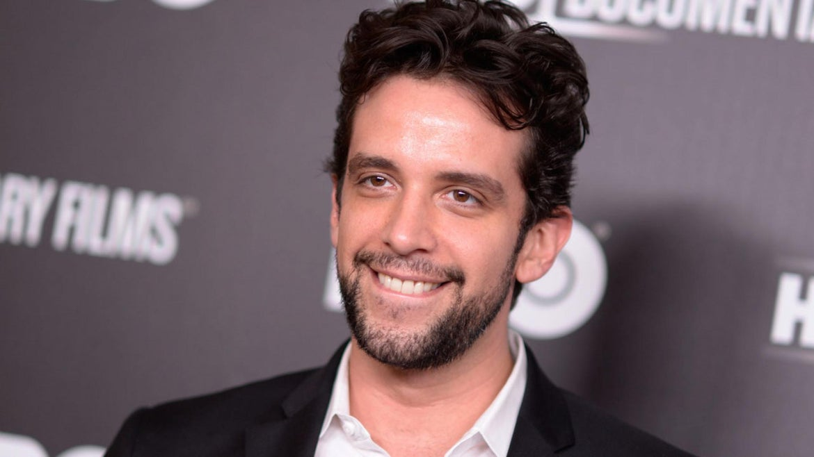 The TONY nominated actor tested negative for COVID-19, his wife says his lungs are severely damaged.