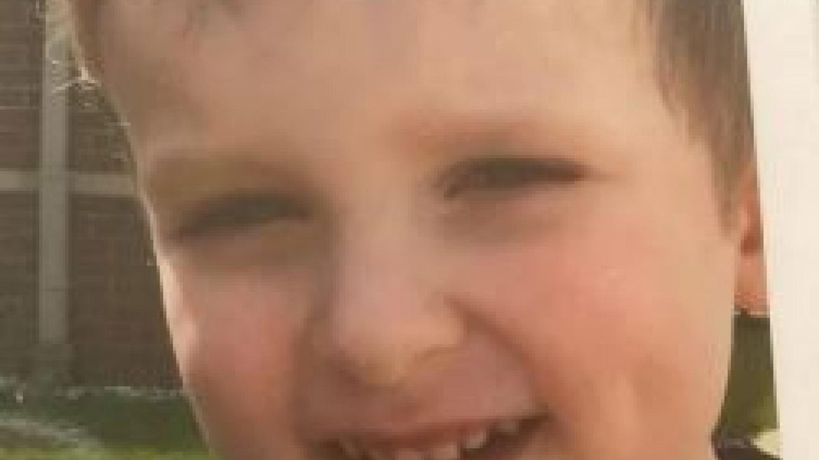 Isaac Schroeder was last seen on Wednesday, police said.