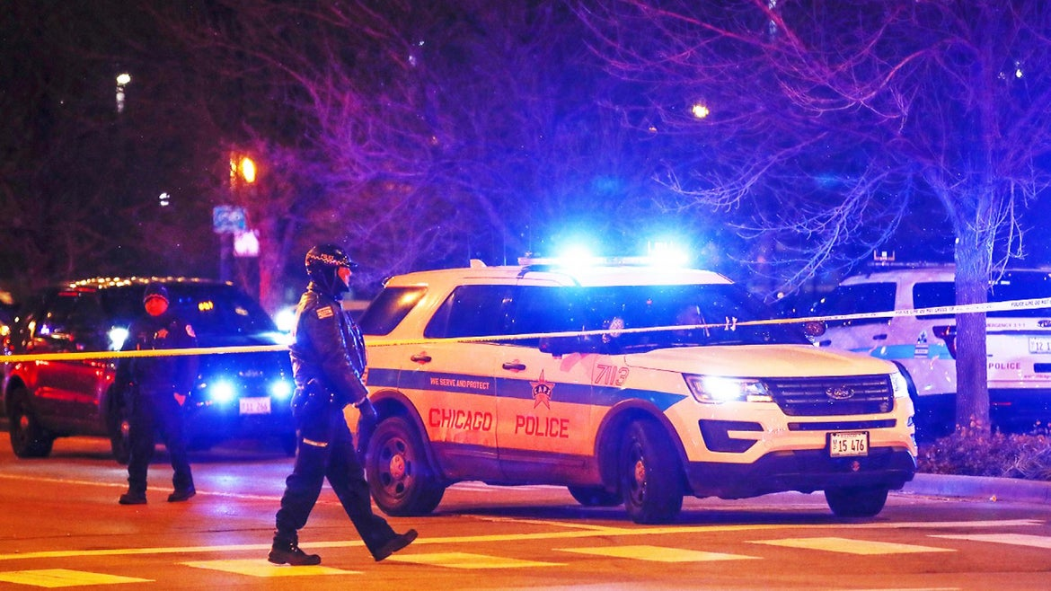 85 people were shot, 24 fatally, during Chicago's most violent weekend since 1961.