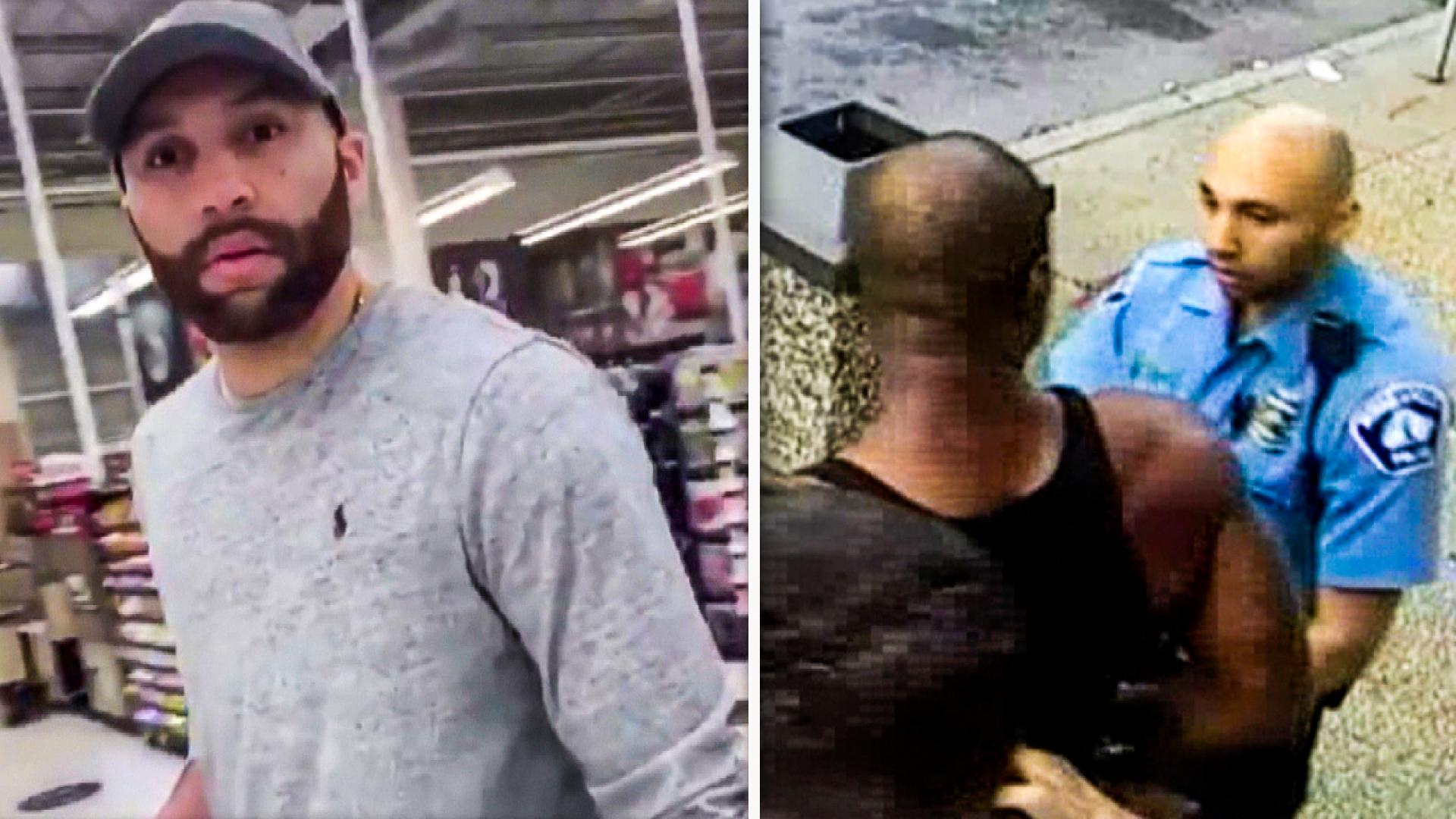 J Alexander Kueng Police Officer Involved In George Floyd S Death Confronted In Grocery Store Inside Edition