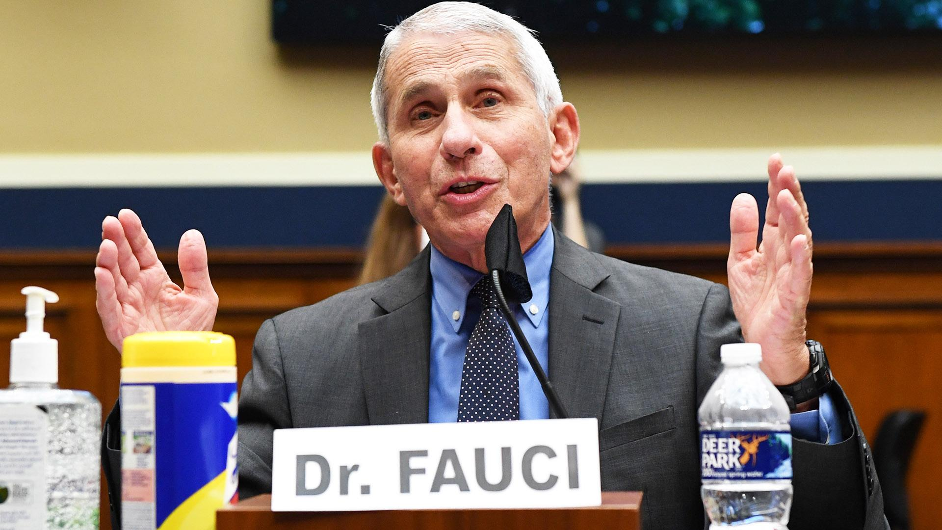 Will Dr. Anthony Fauci Be a Contestant On 'DWTS?'