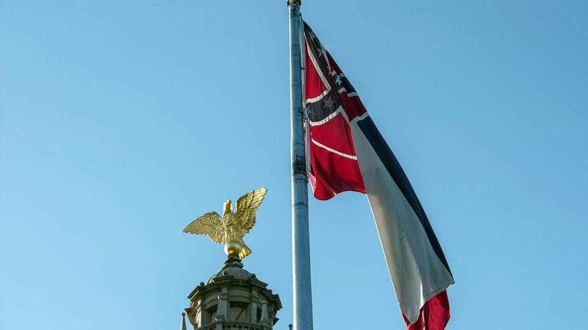 Missourians will have a chance to vote for the new flag in November.