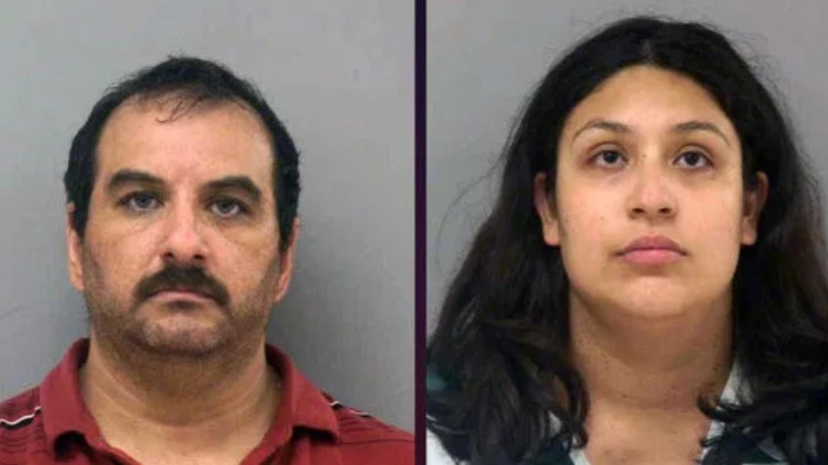 The parents of a disabled toddler have been charged with murder in connection with his death.