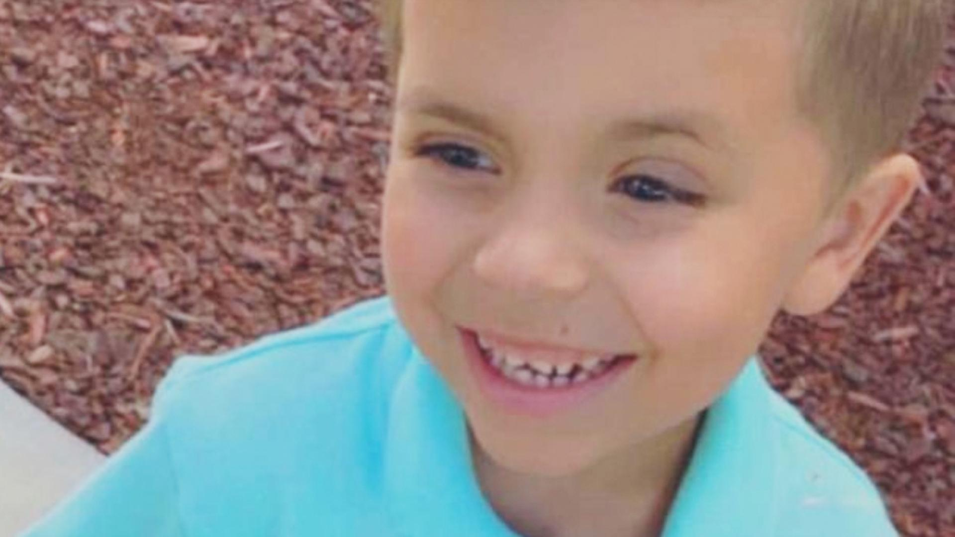 5-year-old Cannon Hinnant was playing outside with his siblings when he was killed.