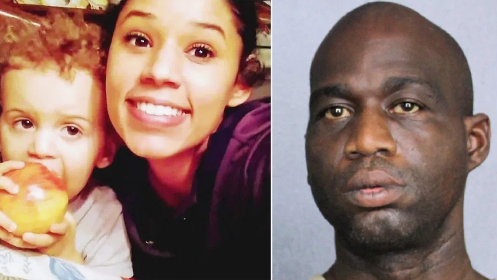 Shanon Demar Ryan, right, has been charged in connection with the kidnapping of Leila Cavett, left.