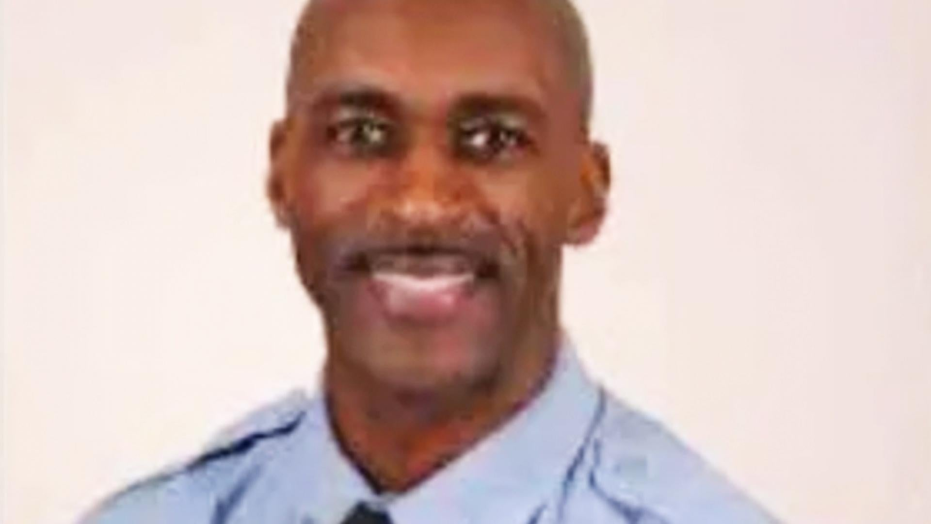 Detroit Fire Sgt. Sivad Johnson had been with the fire department for 26 years.