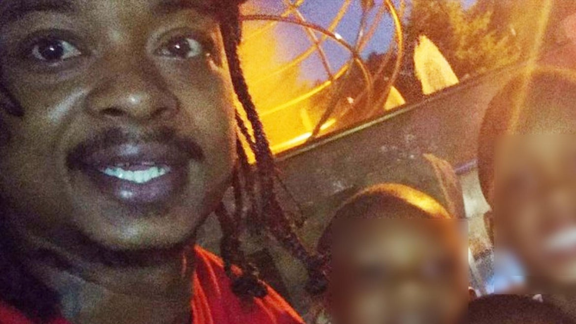 Jacob Blake, 29, was shot in the back as he was walking away from police. His sons were allegedly in a car nearby.