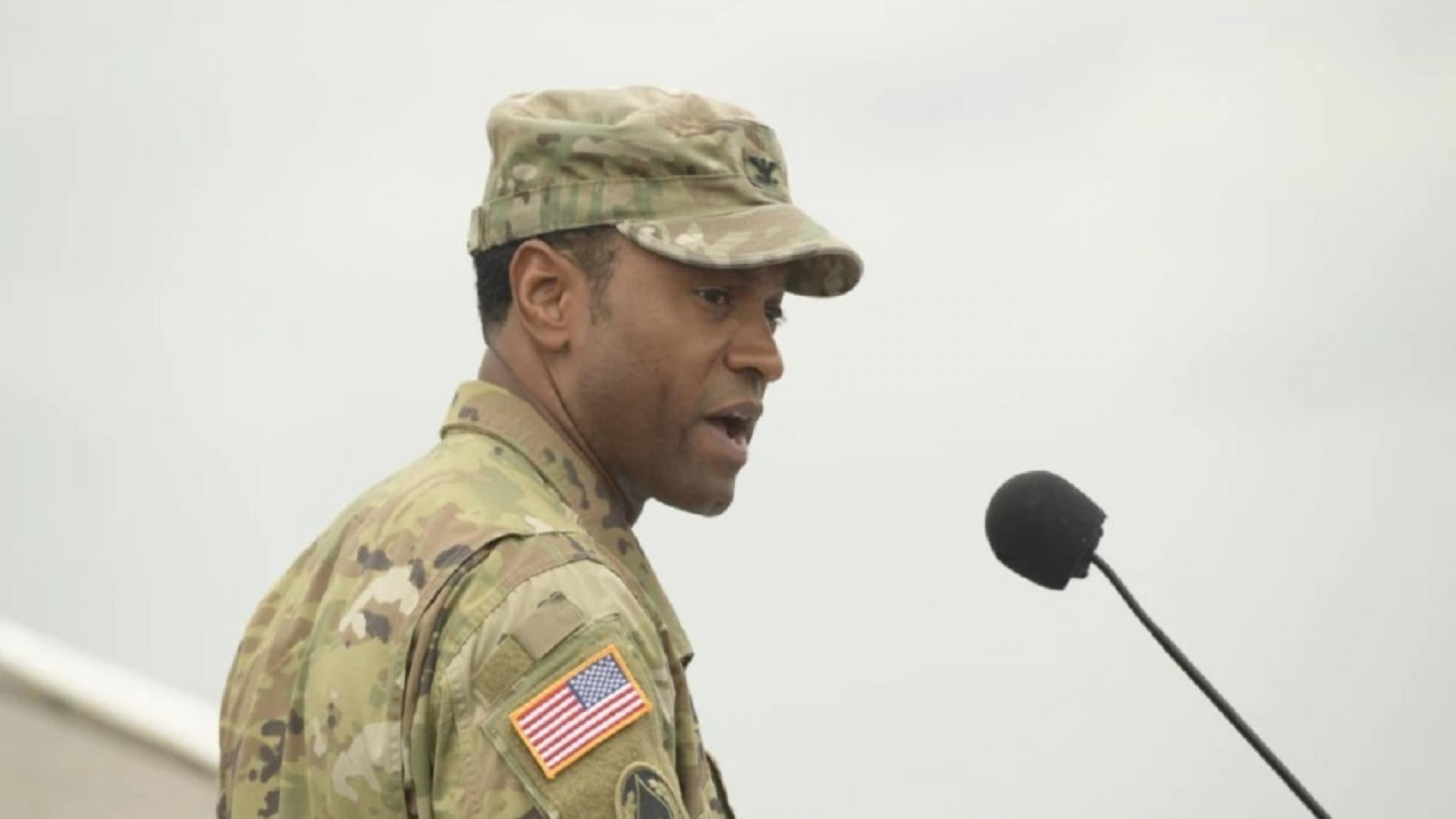 Army Special Forces Col. Kevin Russell faces five counts of sexual assault.