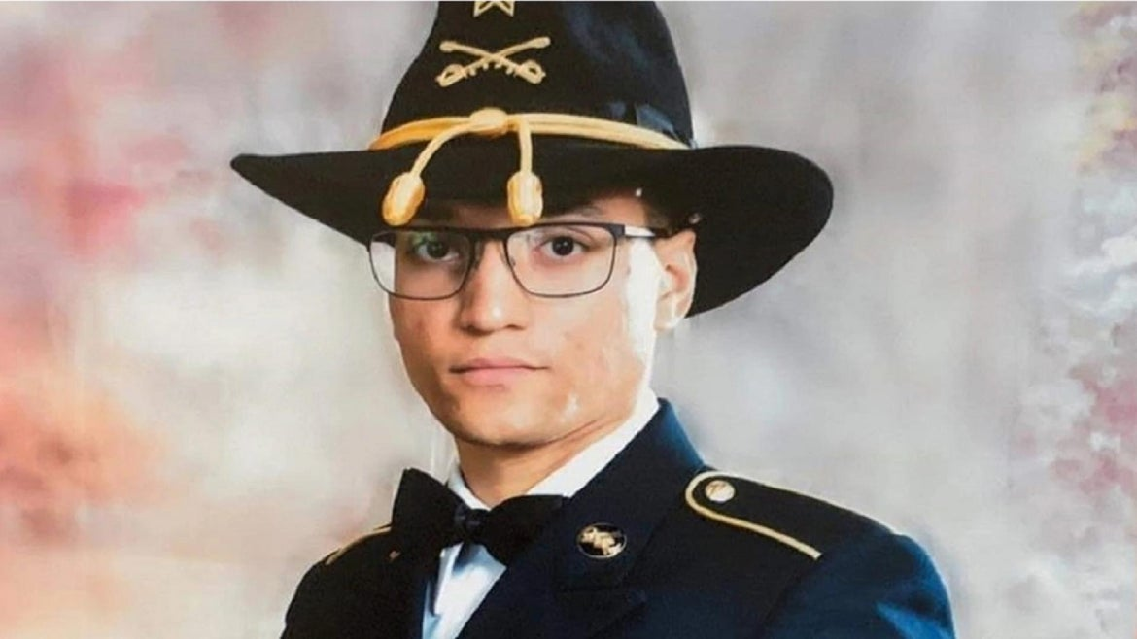 Sgt. Elder Fernandes was last seen on Aug. 17.
