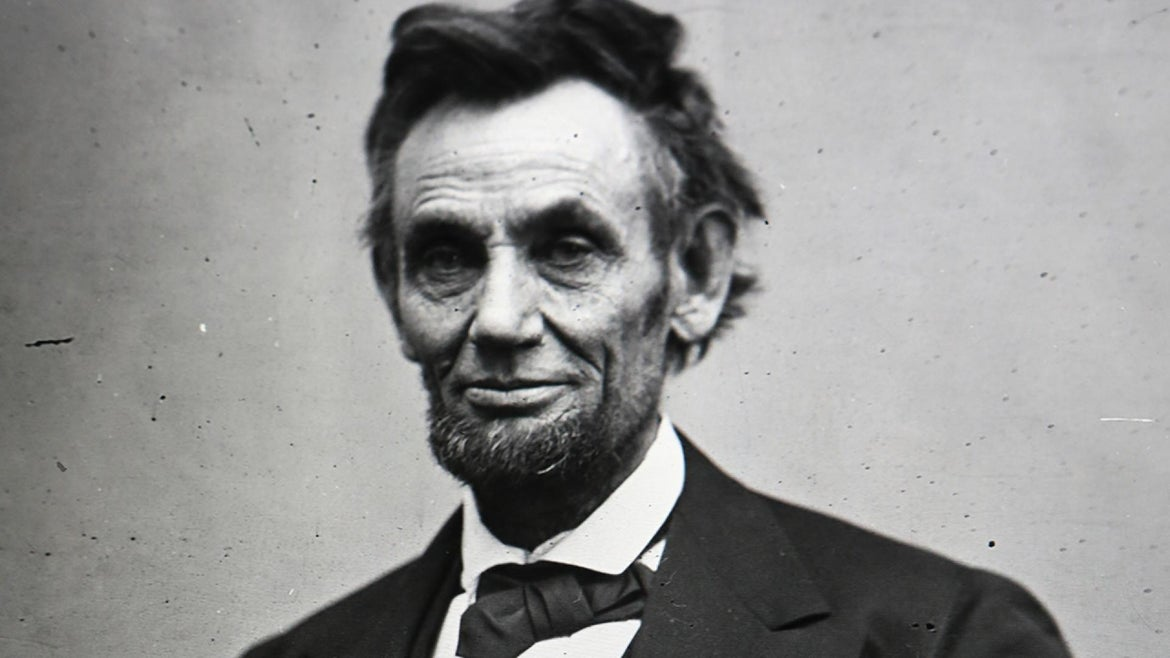 One of our founding fathers, Abraham Lincoln