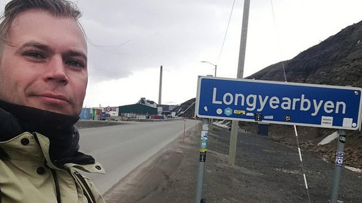 Johan Jacobus Koote is the first person to be killed by a polar bear on the island since 2011.