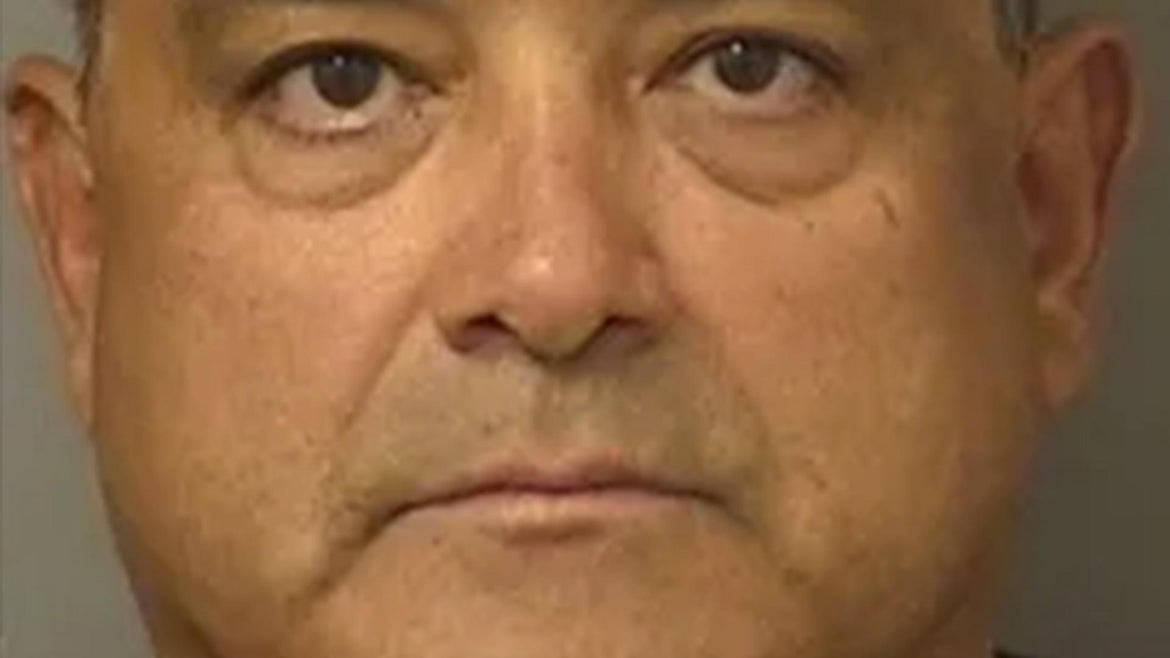 Carlos Gavidia, 53, the main organizer of the Trumptilla Boat Parade, a Labor Day event held at the exclusive Jupiter club, spent Tuesday night in jail after being charged with sending a text threatening to kill or do bodily harm to resident Paul Edenbaum, who reported the threats to law enforcement officials himself.