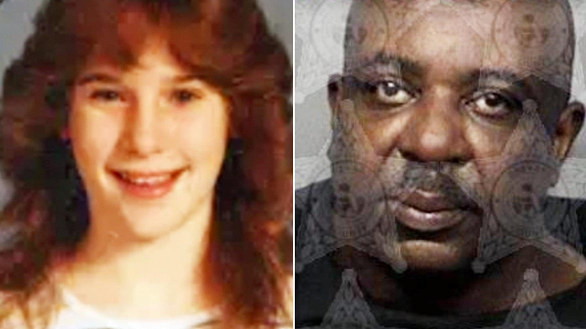 Wendy Jerome, left, was killed when she was just 14 years old. 35 years later, Rochester police have arrested Timothy Williams, right, in connection with her killing.