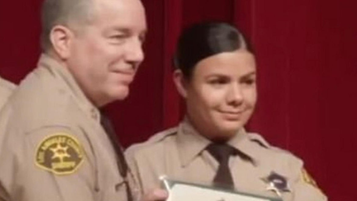 Hero LA Cop Who Survived Ambush Identified as Claudia Apolinar, a Rookie Cop, Mother and Former Librarian