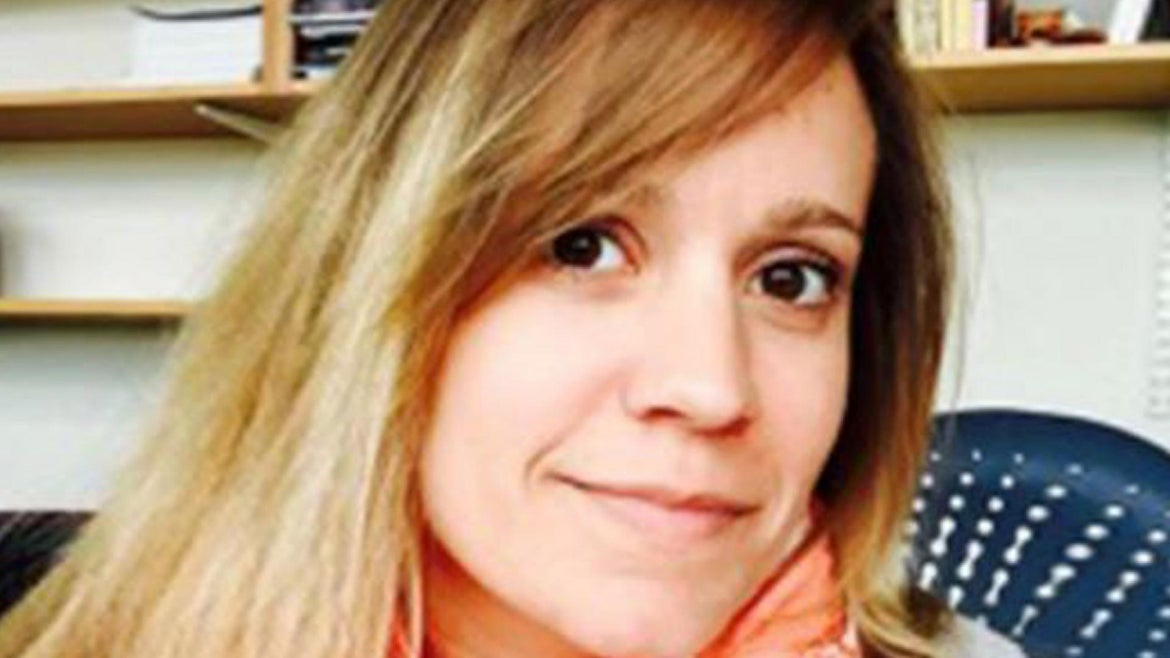 Carrie O'Connor was killed in a freak accident at her home in Massachusetts.