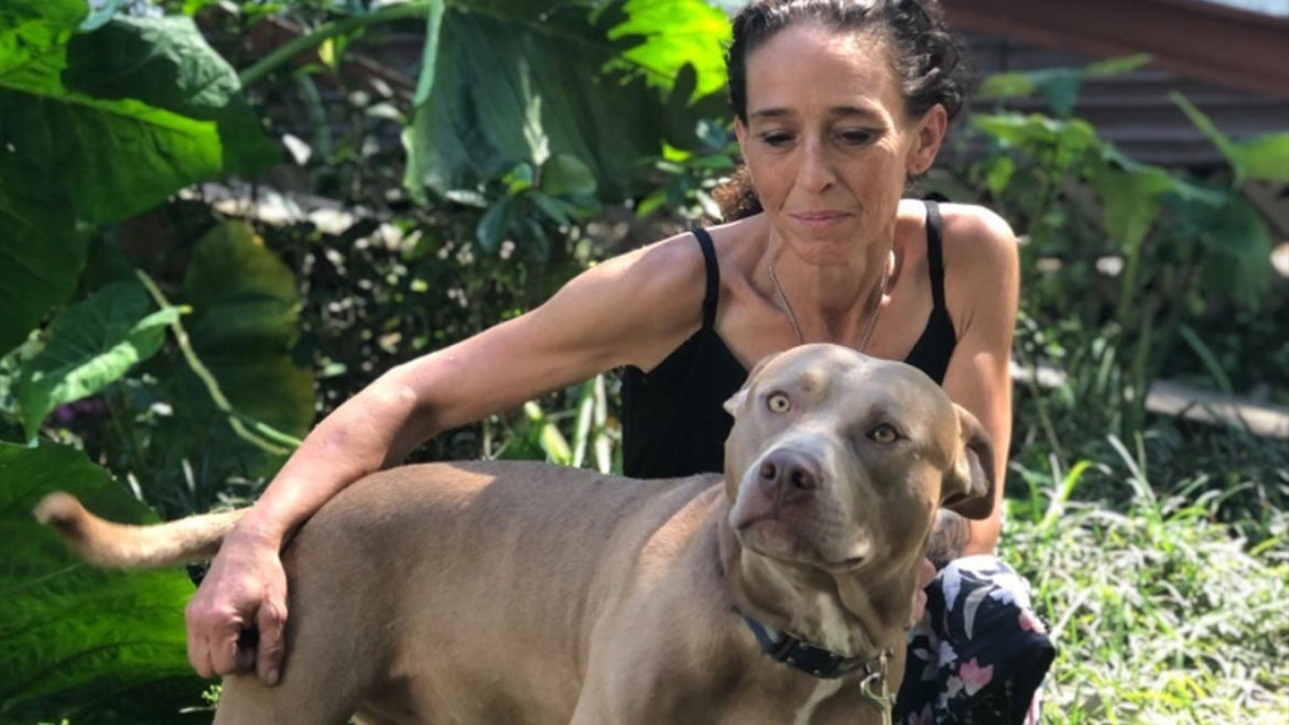 The dog and his owner were reunited thanks to the kindness of a Florida animal shelter.