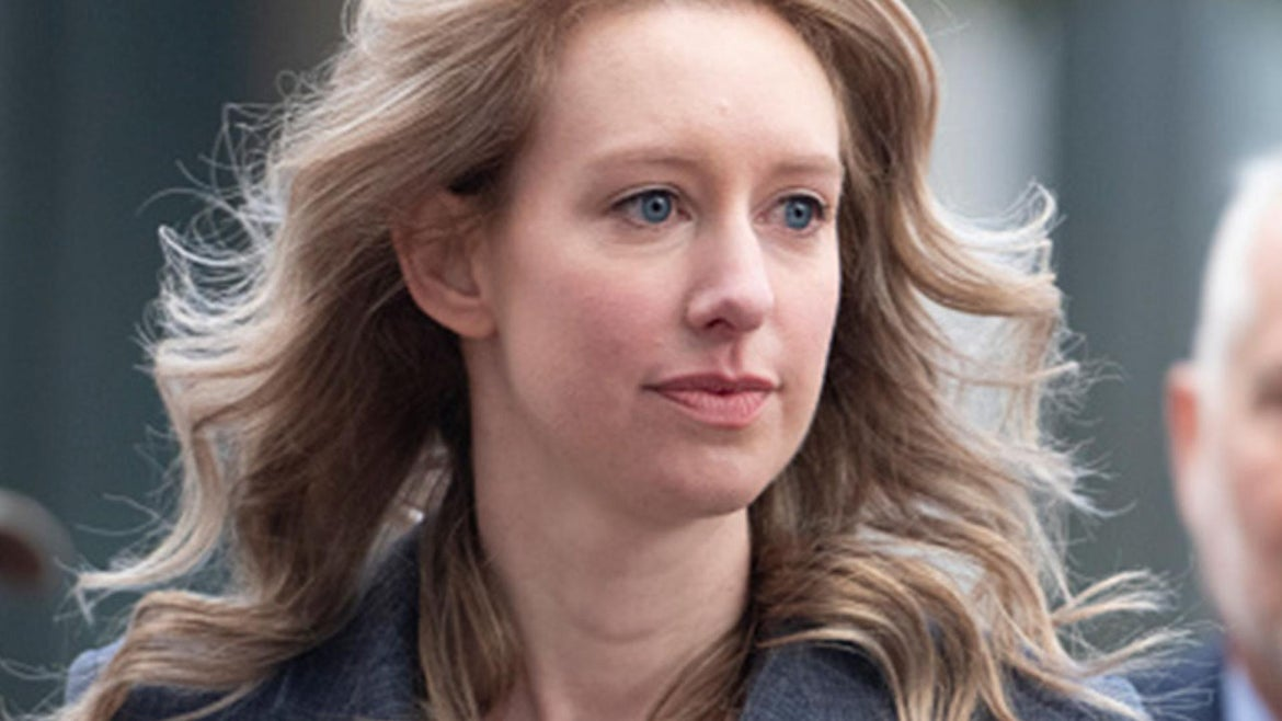 Elizabeth Holmes, founder of Theranos, inc., is set to go to trial March 9