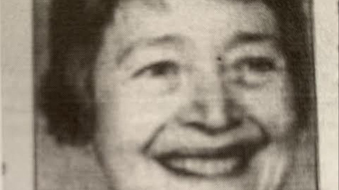The family of Velma Nesset gets justice after 38-years