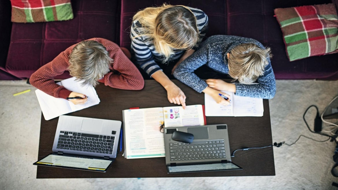 Thousands of Indiana student homes get free wi-fi to help with remote learning.