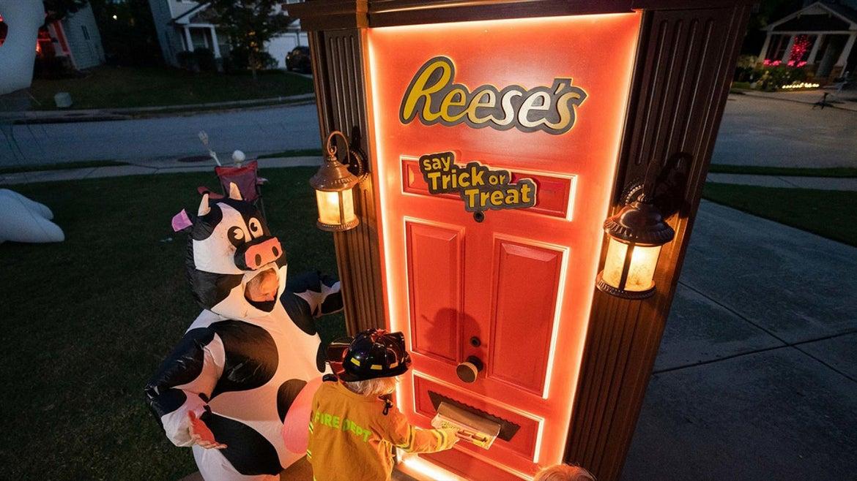 Reese's Robotic Door