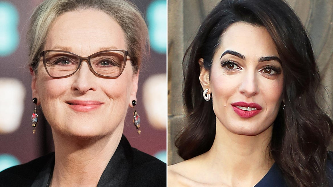 Meryl Streep will digitally present Amal Clooney with the 2020 Gwen Ifill Press Freedom Award from CPJ.