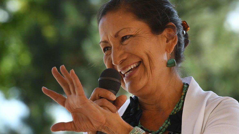Representative Deb Haaland