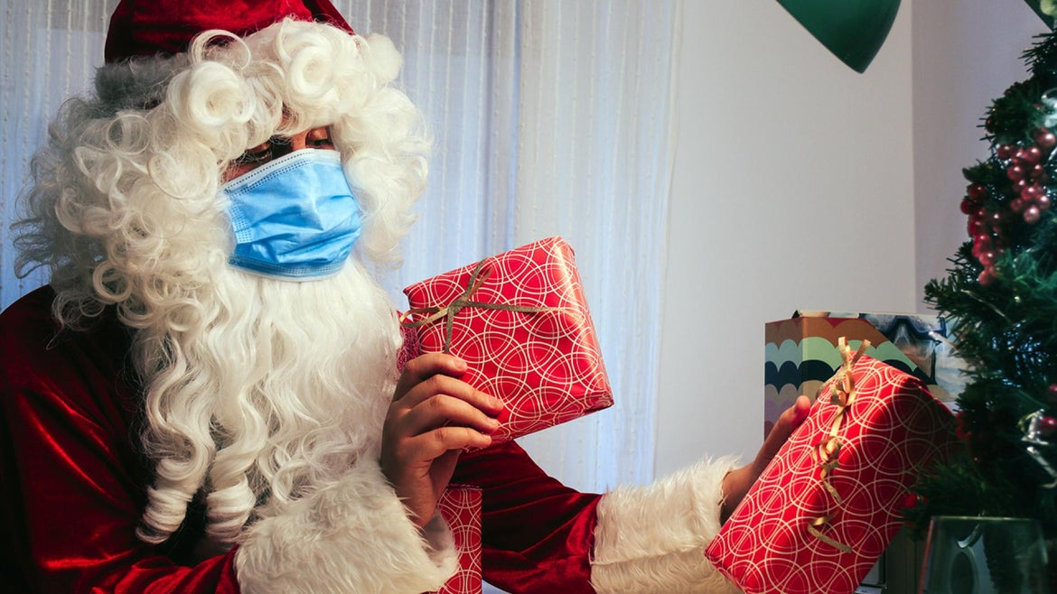 NORAD will still track Santa's rounds, but this year will look a little different.