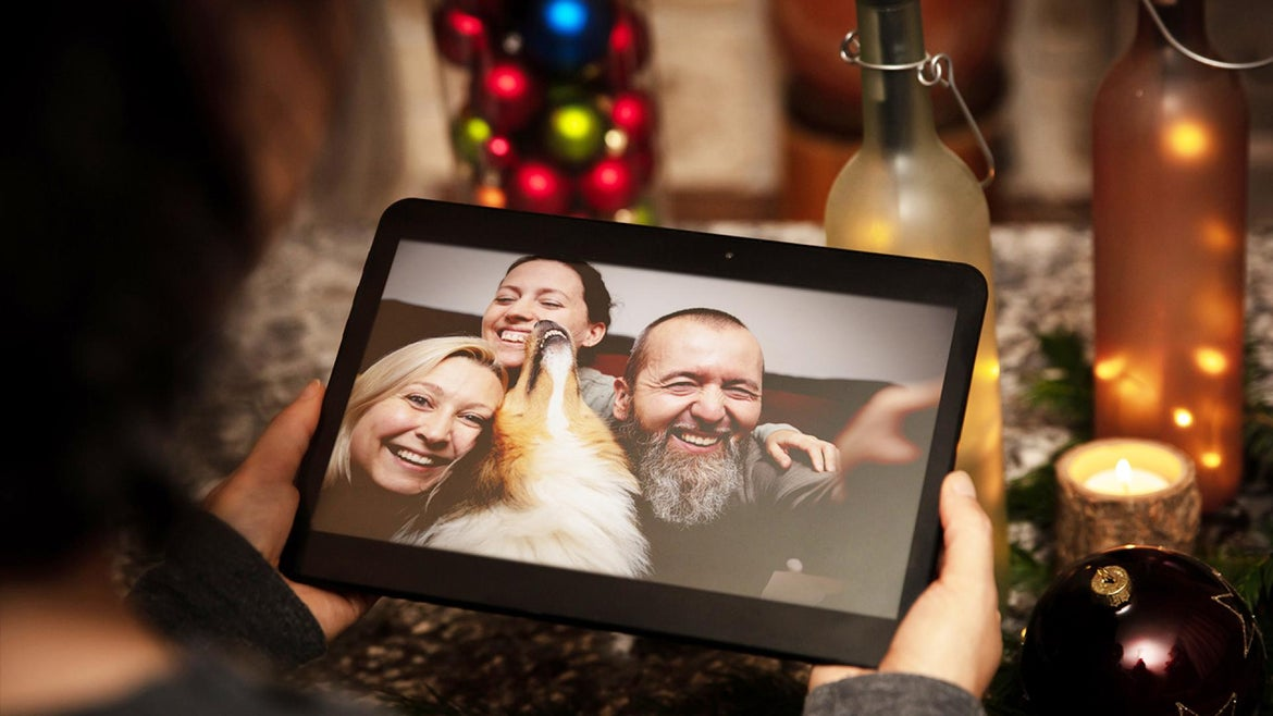 Many families and offices may find their celebrations moving virtual.