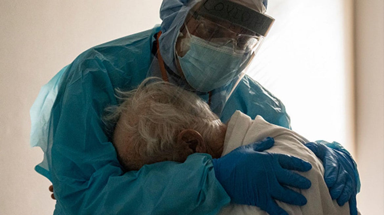 Dr. Joseph Varon, chief of staff at United Memorial Medical Center in Houston,
