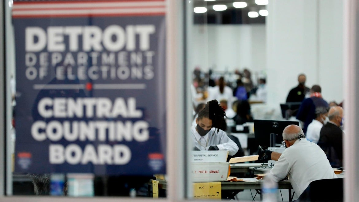 Detroit counting board