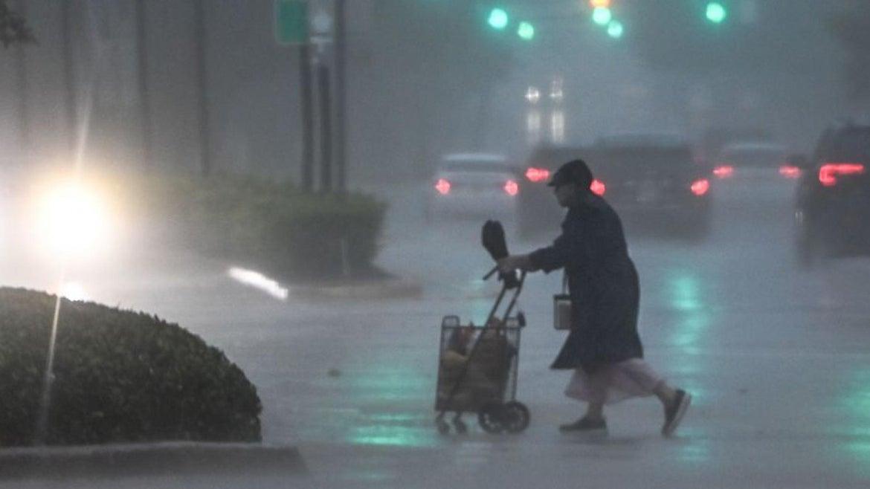 Hurricane Eta in Miami