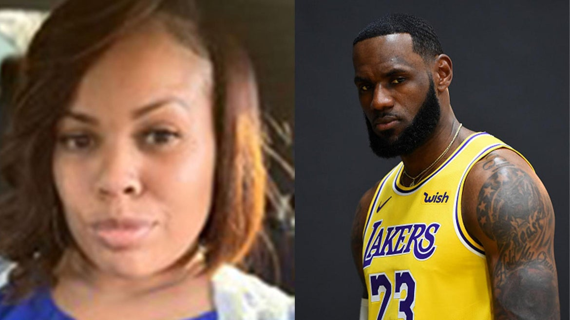 Ericka Weems, 37, was fatally shot and LeBron James ask public to help in finding her killer.